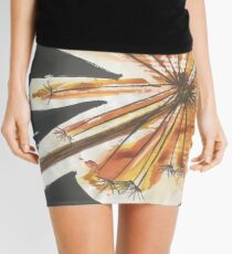 Dandelion Mini Skirt