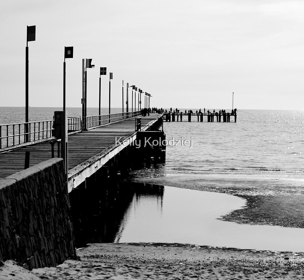 Frankston Pier by Kelly Kolodziej