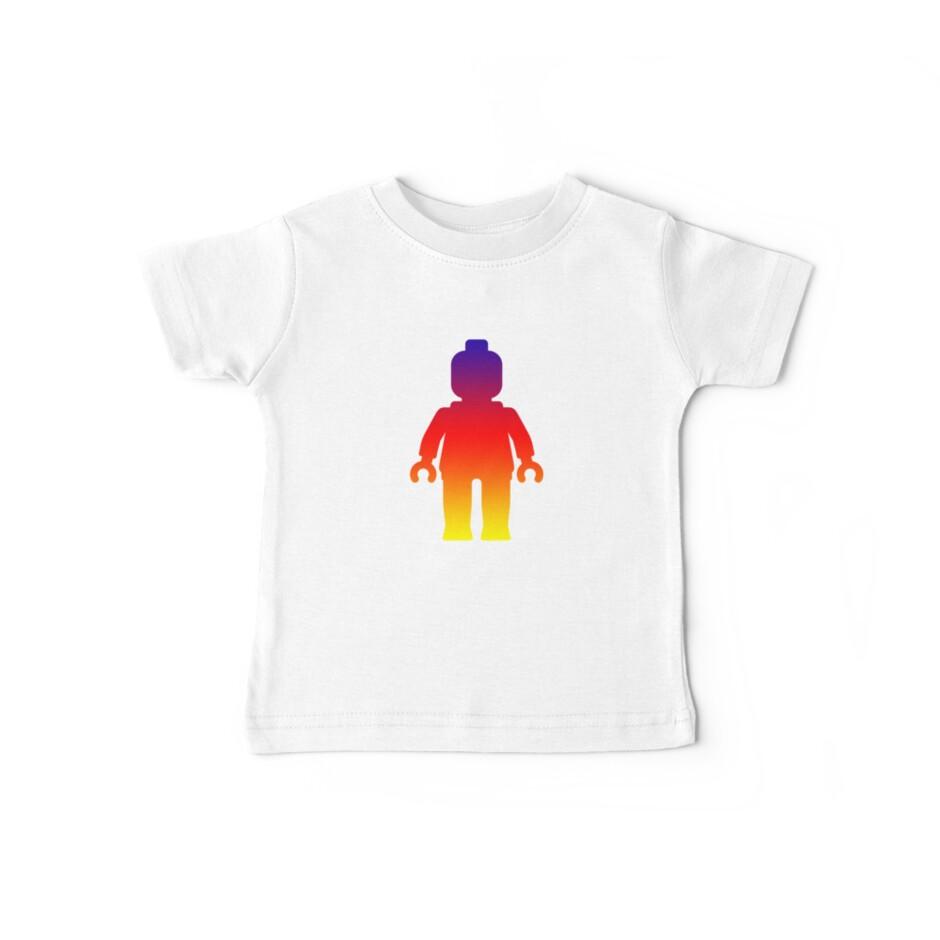 Minifig [Rainbow 2] by Customize My Minifig