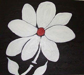 Flora Blanca by Rusty  Gladdish