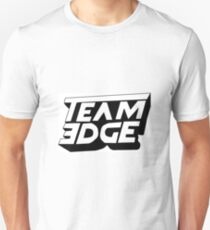 Team edge logo  Unisex T-Shirt