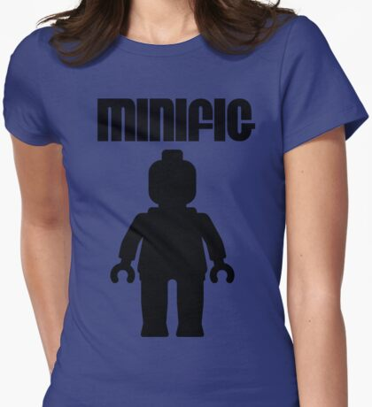 Minifig [Black]  T-Shirt