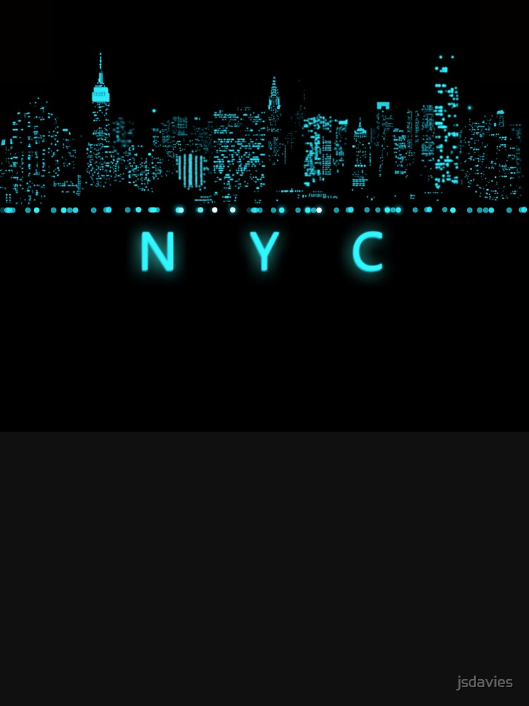 Digital Cityscape: New York City, New York by MilitaryCandA