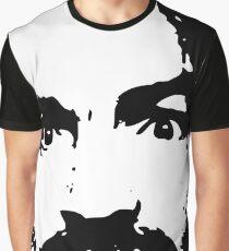 Charles Manson Classic Graphic T-Shirt