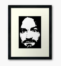 Charles Manson Classic Framed Print
