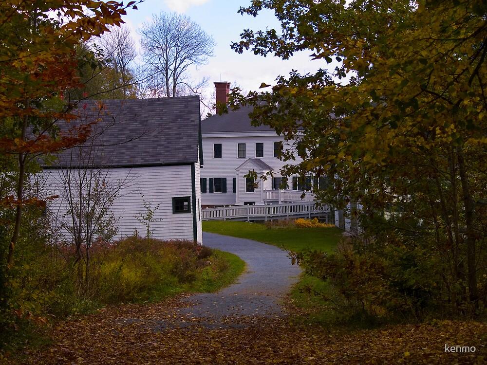 Fall in Nova Scotia by kenmo