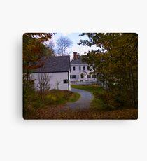 Fall in Nova Scotia Canvas Print