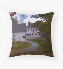 Fall in Nova Scotia Throw Pillow