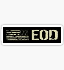 U.S. Military: EOD Sticker