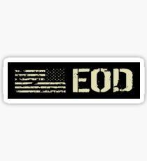 U.S. Military: EOD Sticker