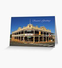 Hotel Dorrigo Greeting Card