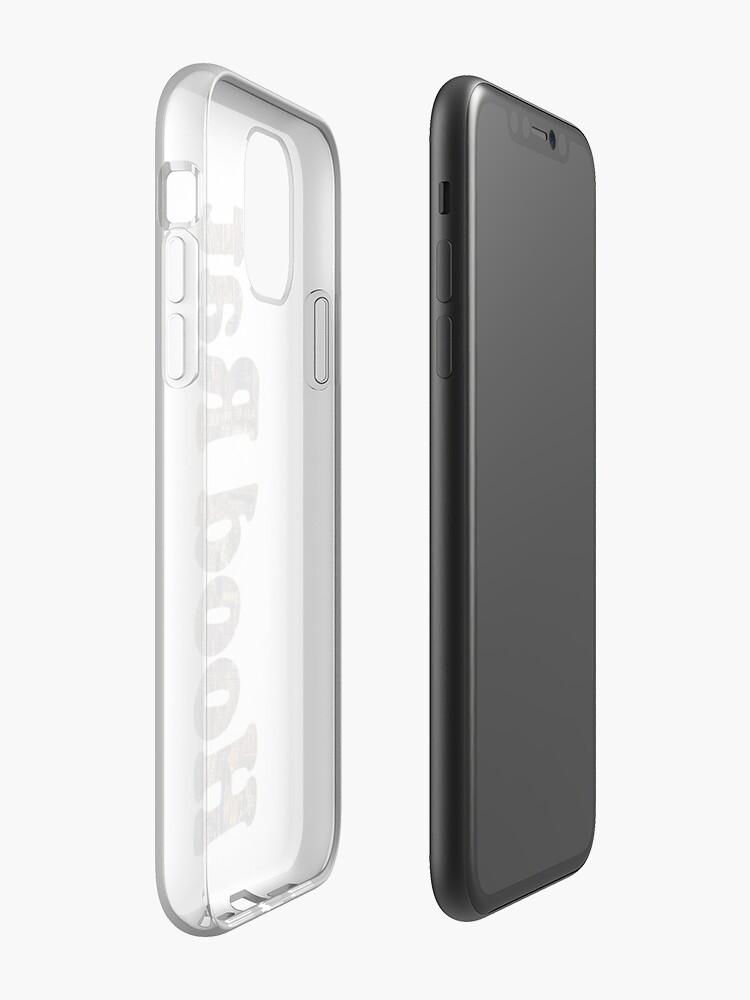 Coque iPhone «Hood Rat», par qlmao