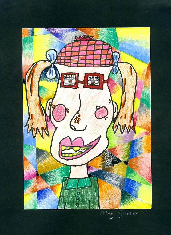 Zoe a Portrait by Sarah Moore
