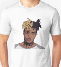 XXXTENTACION Comic Book Design Unisex T-Shirt