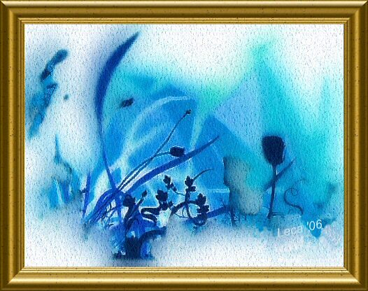 Blue Grass by leca