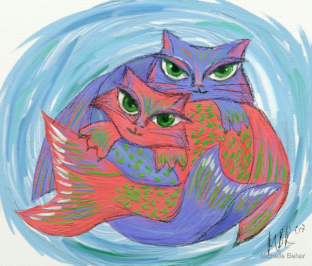 Cat-fish Love by Michelle Behar