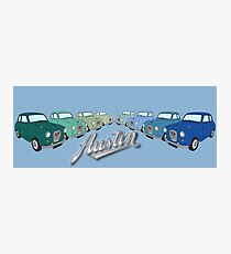 Austin A35 - Meet, Rally, Event Photographic Print
