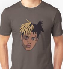 XXXTENTACION Comic Book Design T-Shirt