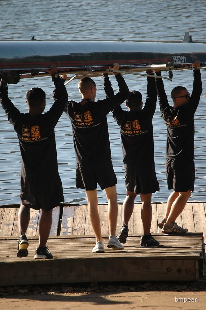 Army ROTC Crew by bmpearl