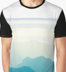 Blue Moutains Graphic T-Shirt