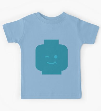 Minifig Winking Head Kids Clothes