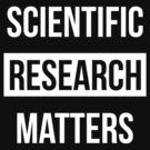 Scientific Research Matters by Samuel Sheats
