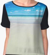 Lonely Island - Tropical Horizon Series Chiffon Top
