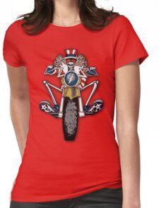 Grateful Dead - TRUCKIN Womens Fitted T-Shirt
