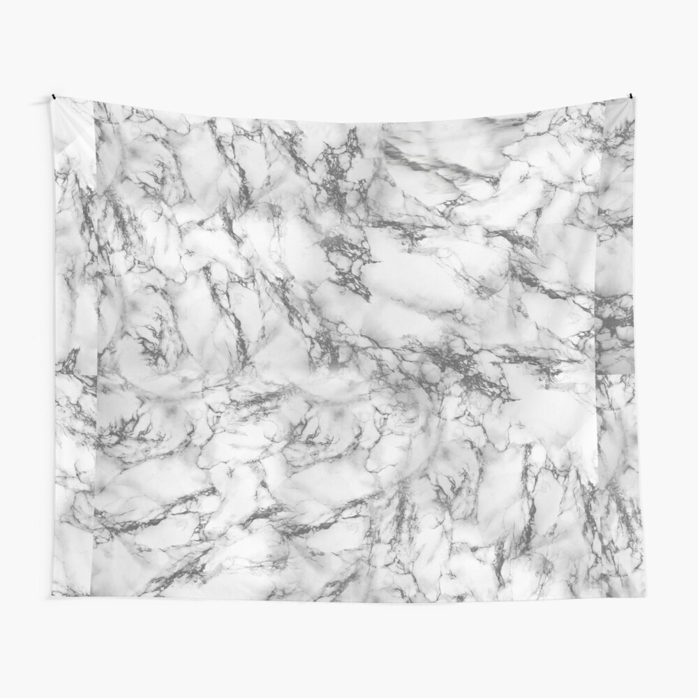 Black And White Marble Effect Laptop Skin By Bazzadesigns Redbubble