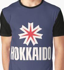 HOKKAIDO PREFECTURE Graphic T-Shirt