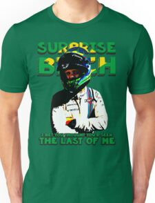 SURPRISE - Felipe's Back  Unisex T-Shirt