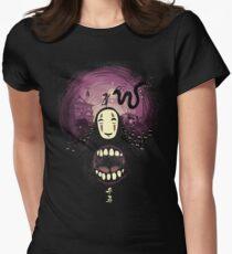 Spirit nightmare (chihiro) Women's Fitted T-Shirt
