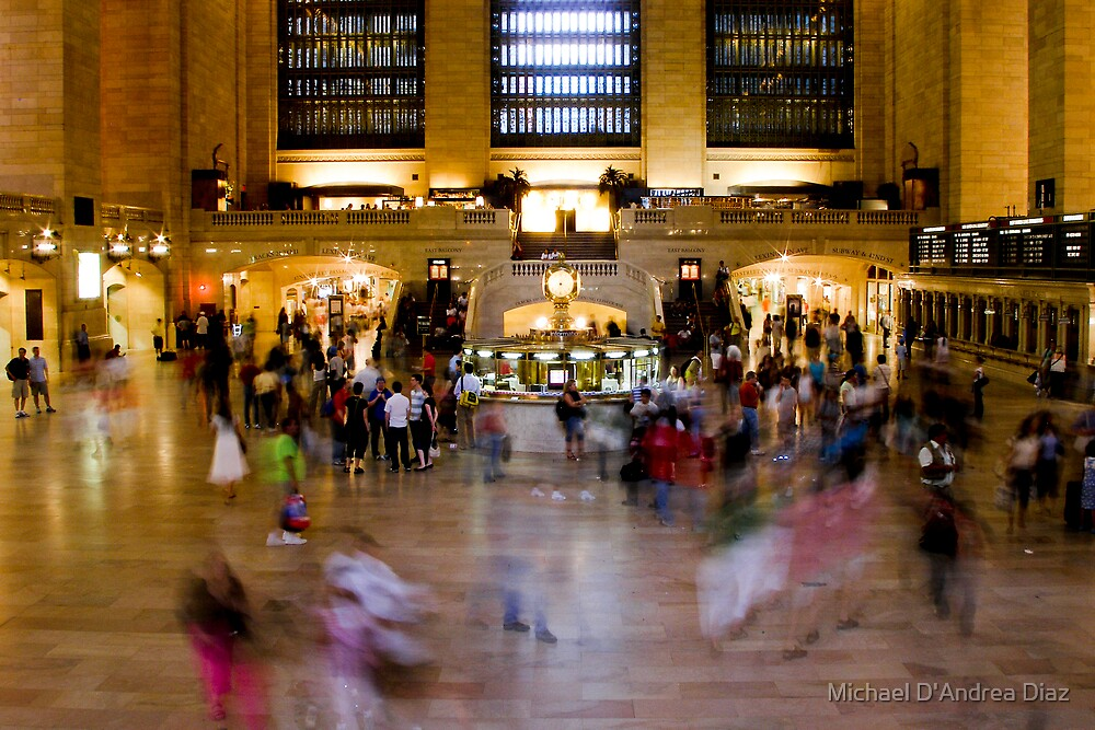 Grand Central by Michael D'Andrea Diaz