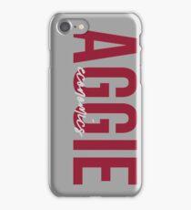 Aggie Economics iPhone Case/Skin