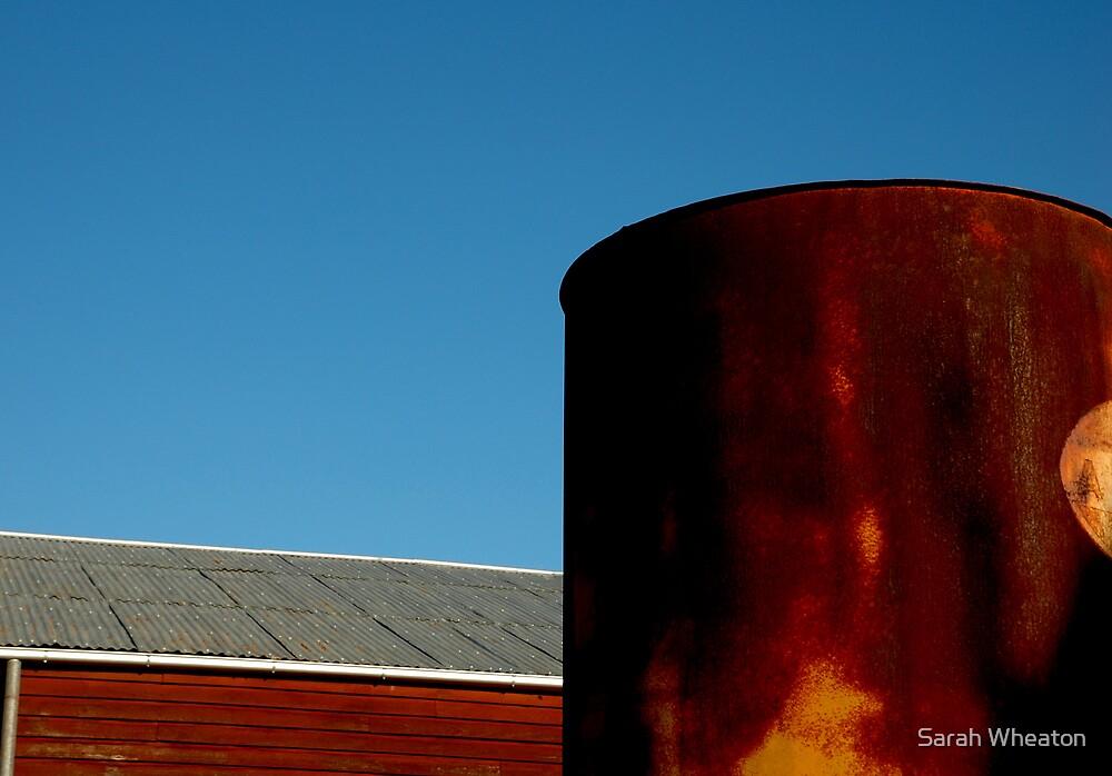 water tank by Sarah Wheaton