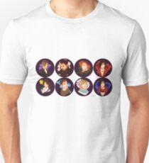 Cast of Resident Evil 6 T-Shirt