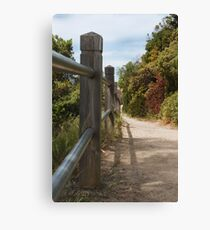 Pathway to the Great Ocean Canvas Print