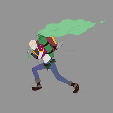 Singed! Do not chase! by SoulWolfz