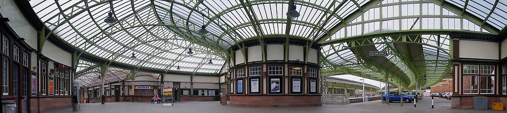 Wemyss Bay Station, Scotland by David James
