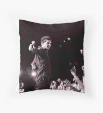 J.D.Fortune - INXS Throw Pillow
