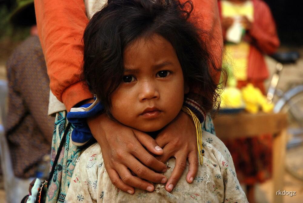Cambodian face by rkdogz