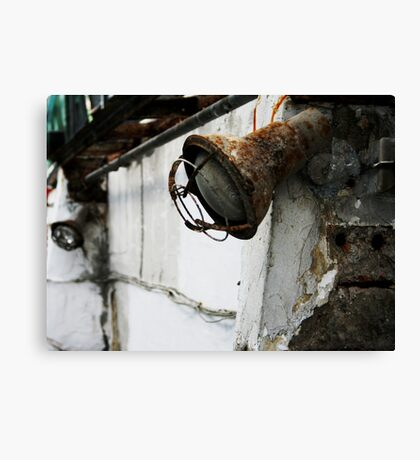 Rust Out Canvas Print