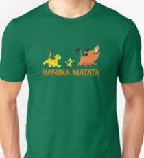 Hakuna Matata Slim Fit T-Shirt