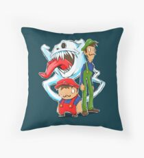 Haunted Kingdom Throw Pillow