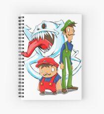 Haunted Kingdom Spiral Notebook