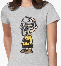 MF Doom - Peanuts Womens Fitted T-Shirt