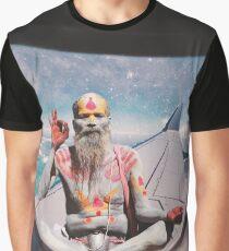 EVERYTHING IS OKAY - YOGI MEDIATION Graphic T-Shirt