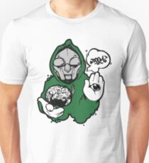 MF Dooom - Brains Unisex T-Shirt
