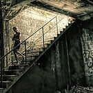 Definitely downstairs by © Kira Bodensted