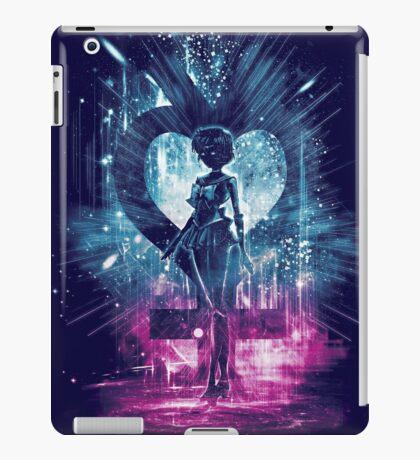 mercury storm-rainbow version iPad Case/Skin